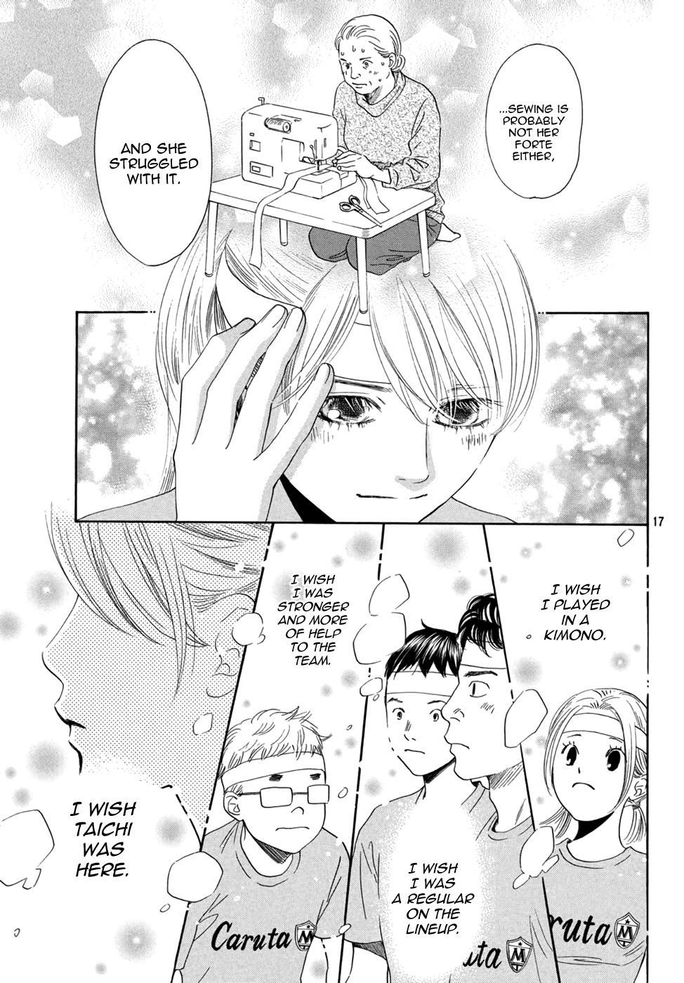 Chihayafuru - Chapter 120