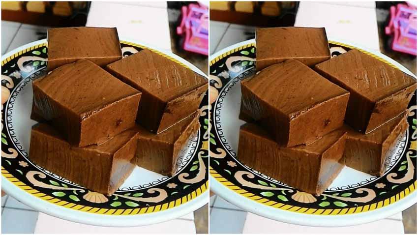 Resep Membuat Puding Coklat Kopi