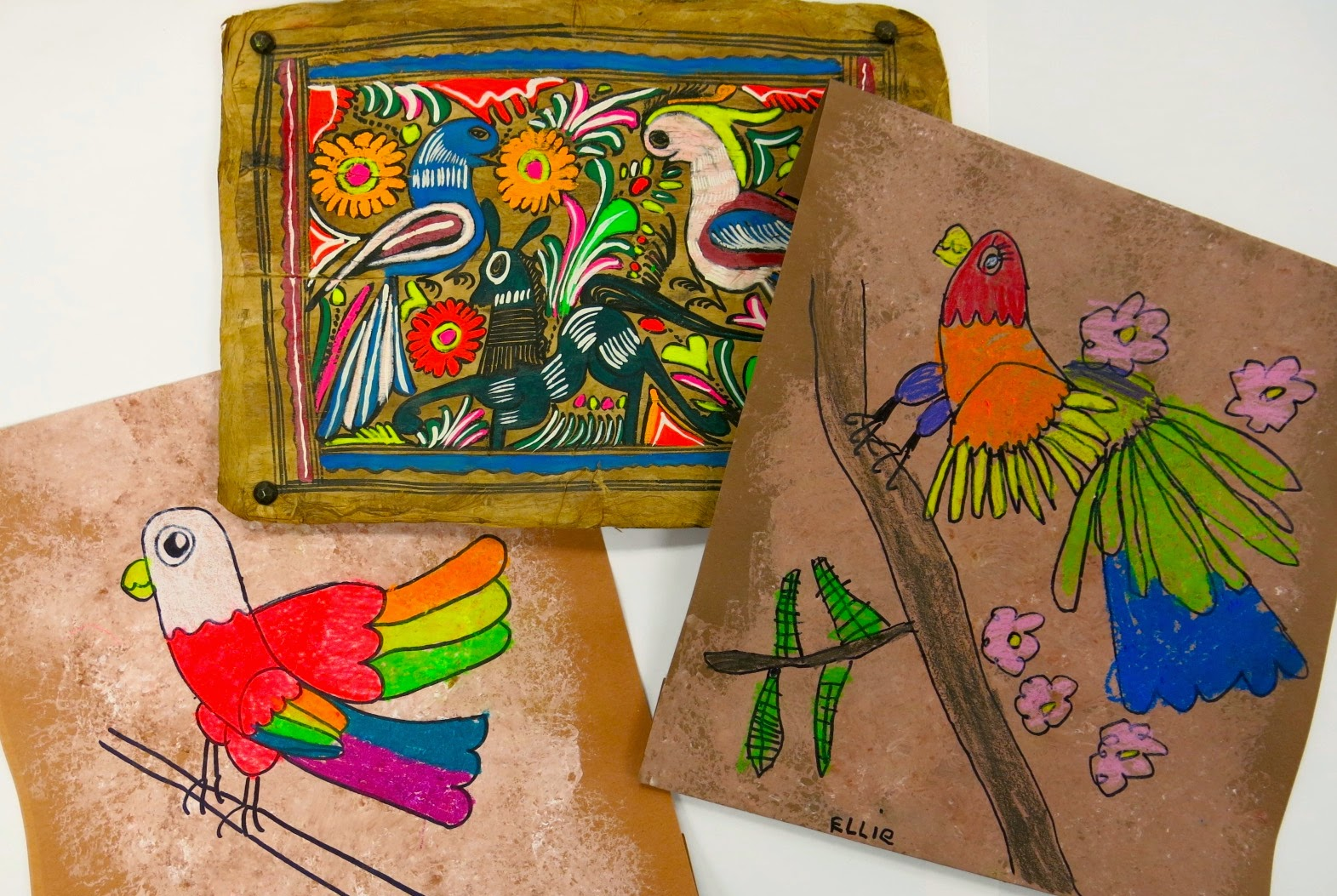 September Art Projects For 1st Grade