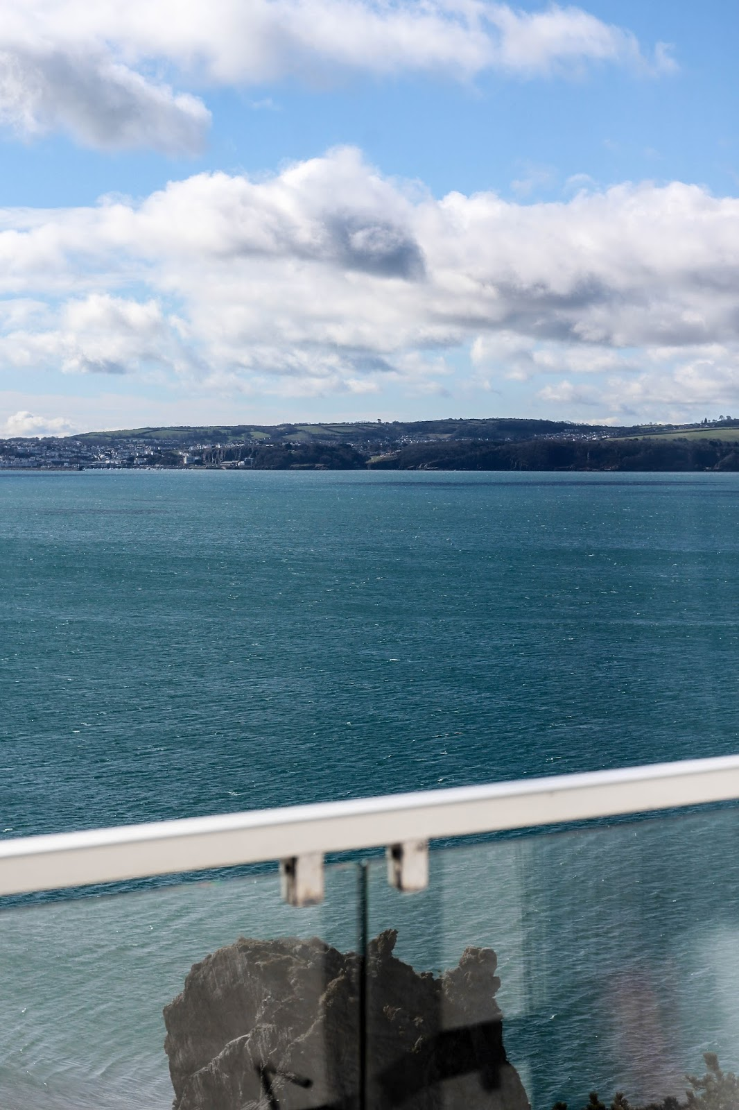 Best Luxury Hotel Balcony Views in Torquay UK