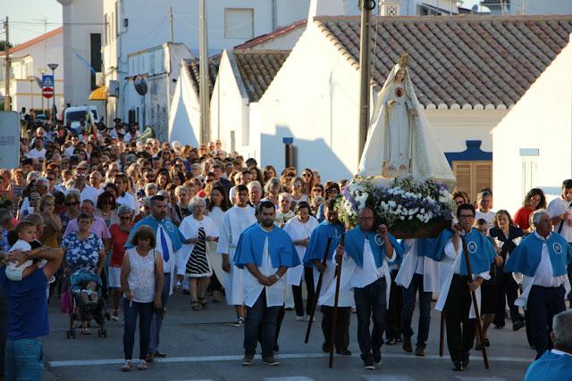 Altura consolida tradição religiosa das Festas em Honra do Imaculado Coração de Maria