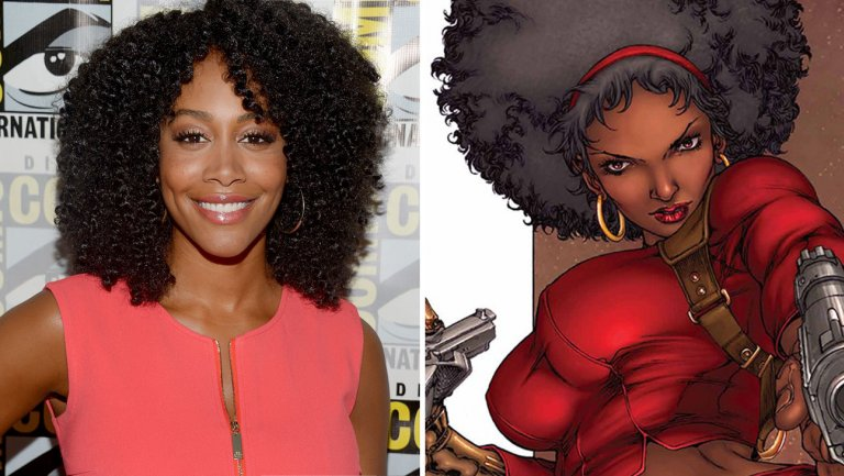 Iron Fist - Simone Missick to Appear