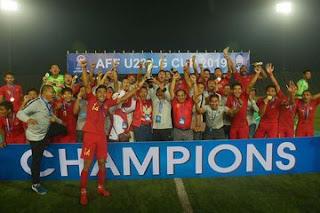 Indra Sjafri: Indonesia Juara Piala AFF U-22 Agak Surprise