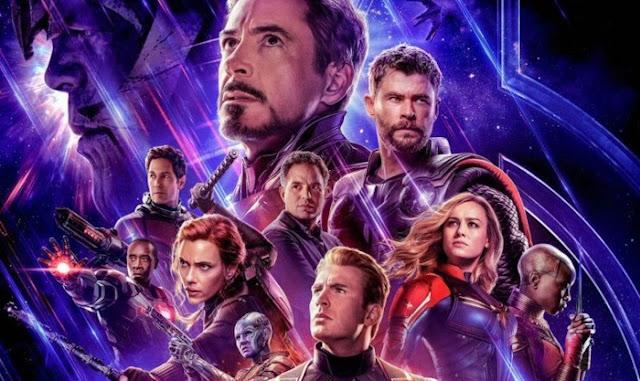 'Avengers: Endgame' bate récord mundial en taquilla