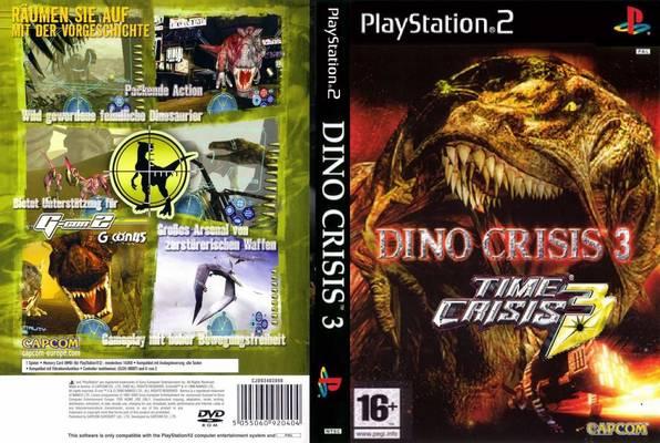jogo dino crisis 2 para ps2