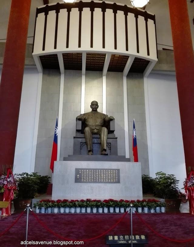 Taipei Escapade Episode 2: National Sun Yat-sen Memorial Hall
