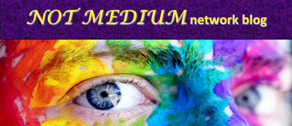 Not Medium network blog