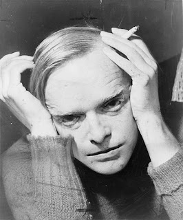 Truman Capote por Rogger Higgins
