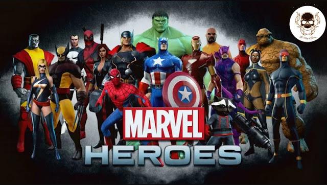 تحميل لعبة Marvel Heroes للكمبيوتر برابط واحد مباشر