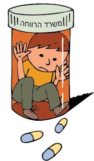 משרד הרווחה מסמם ילדים במוסדות