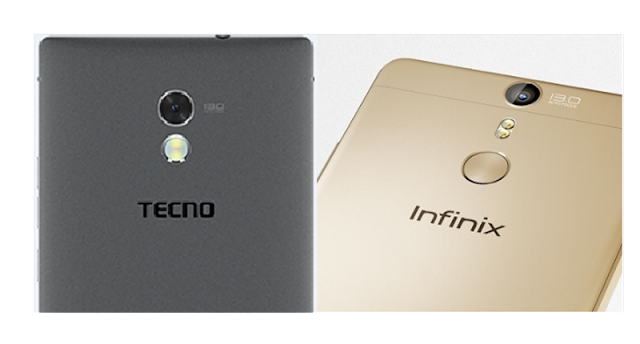 Tecno Camon C9 vs Infinix Hot S X521