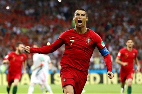 Cầu thủ Cristiano Ronaldo