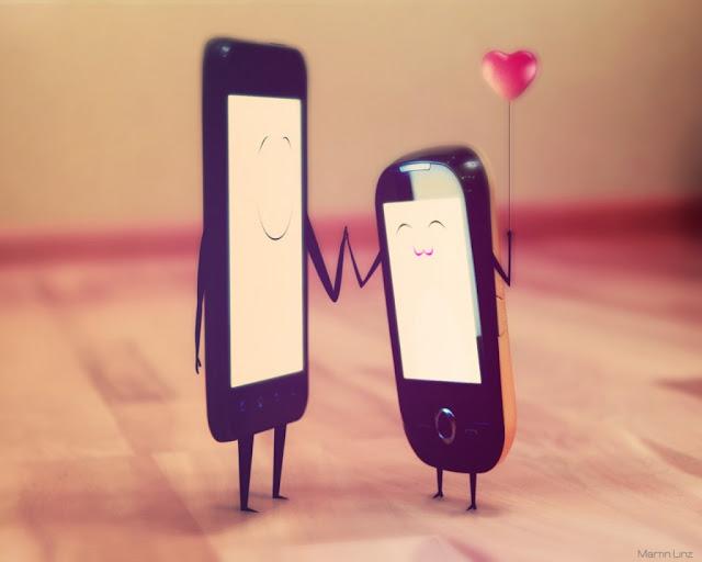 Memahami Karakter Cinta Seseorang Berdasarkan Gadget_