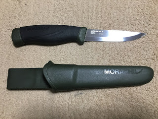Mora knife Companion Heavy Duty MG