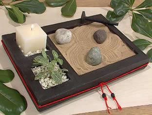 Manualidades como hacer un jardin zen - Hacer un jardin zen ...