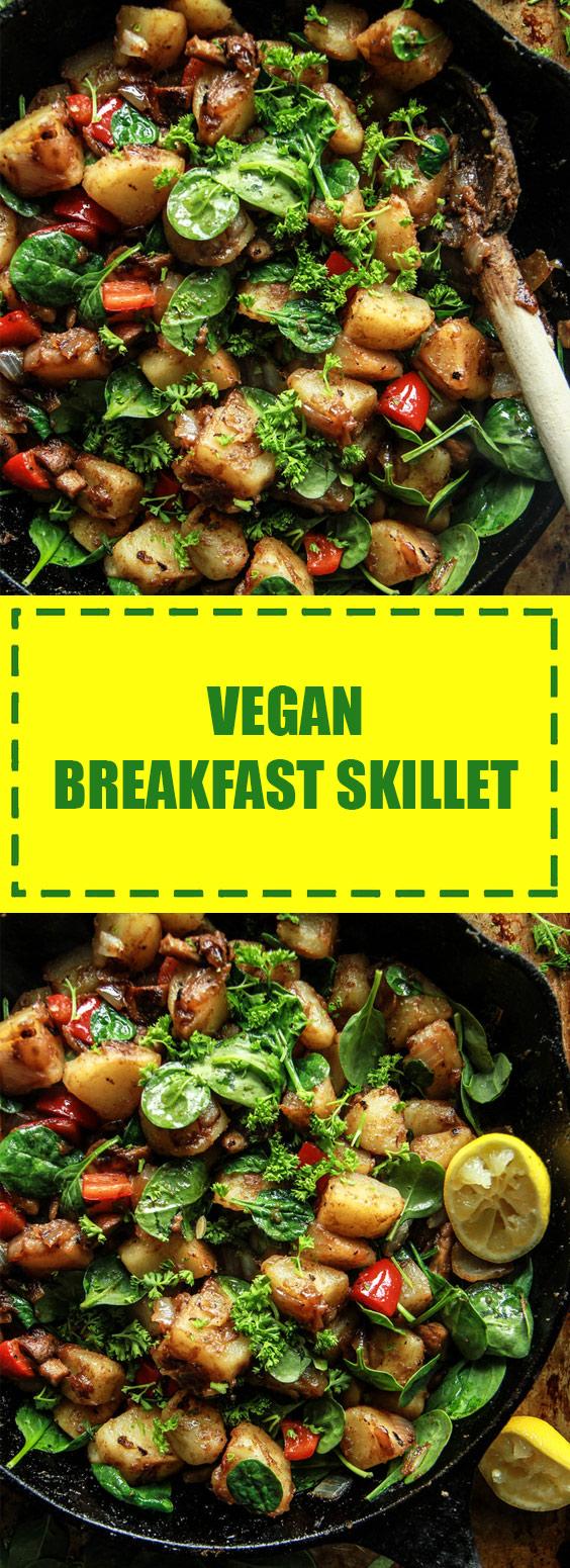 Vegan Breakfast Skillet