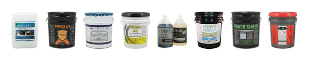 Concrete Floor Sealer Paint