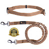 Hands Free Dog Leash & Waist Body Strap By Petter - Up To 150 Lb Large Breeds
