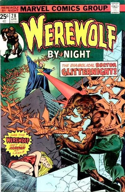 Werewolf by Night #28