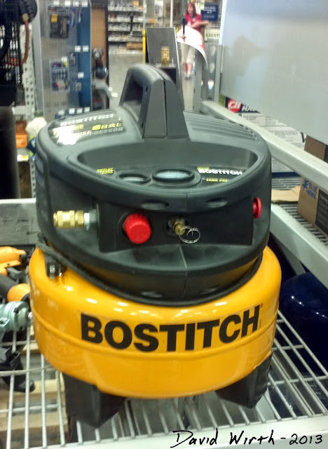 bostitch 6 gal air compressor, air valve, replacement