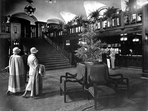 Banff Springs Hotel Archival Images