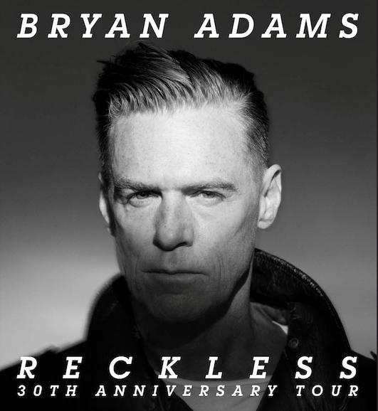 Rock´N´Talk: Bryan Adams – Reckless. 30th Anniversary Deluxe Edition