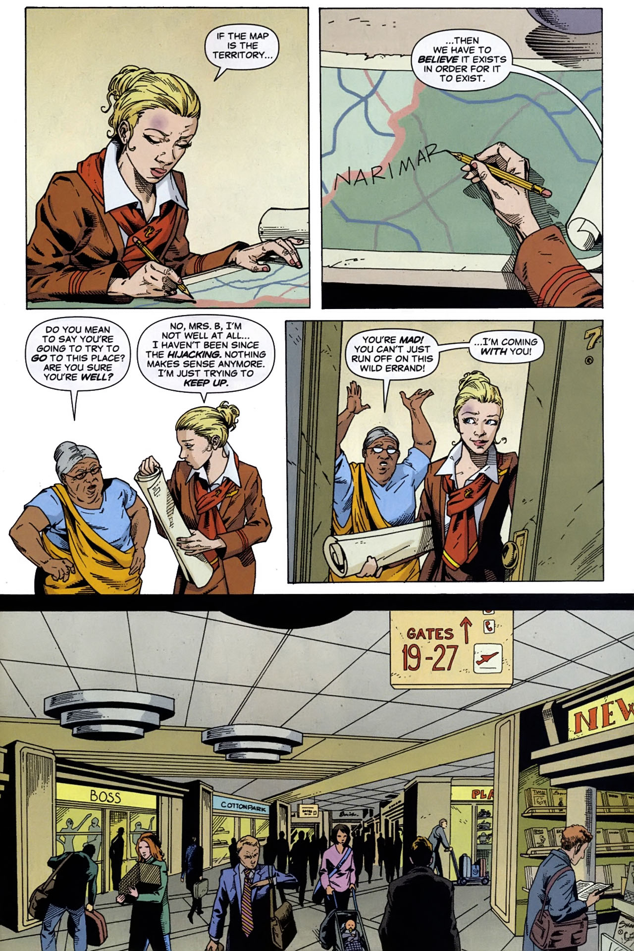 Read online Air comic -  Issue #2 - 16