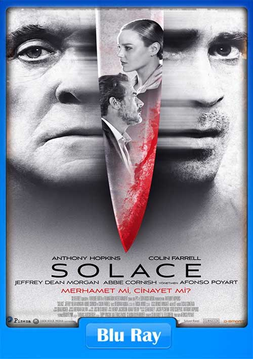 Solace 2015 BRRip 300MB x264 Poster