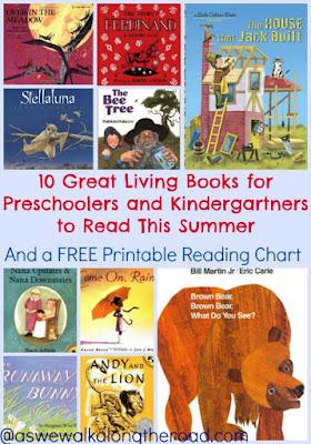 Kids booklist