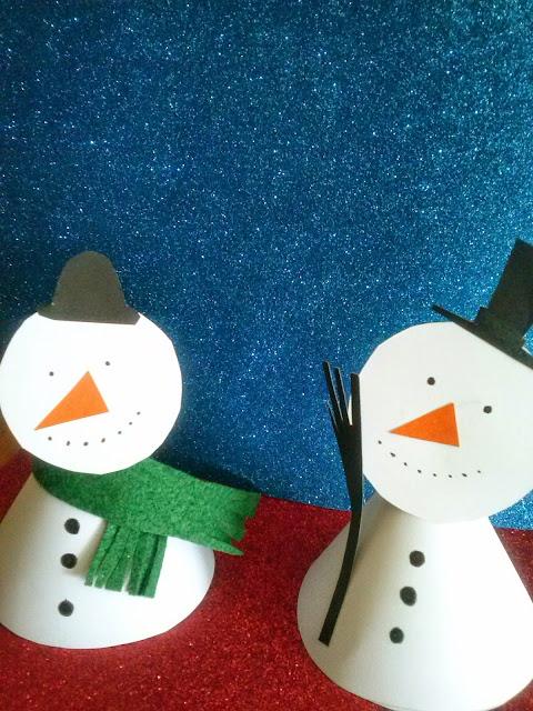 muñeco-nieve-navidad-niños-manualidad