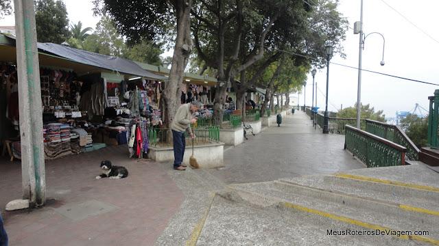 Paseo 21 de Mayo - Valparaíso