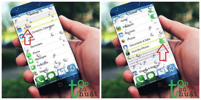 Find my iPhone - ứng dụng chống trộm miễn phí cài sẵn trong máy