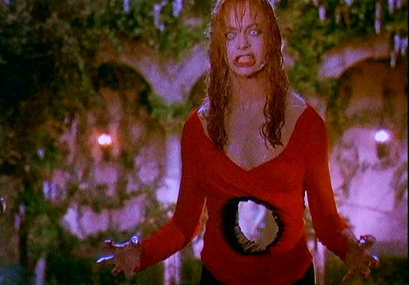 Zombie Hall.: Death Becomes Her.