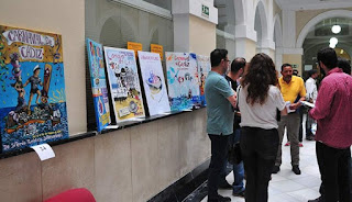 52 posibles carteles del Carnaval de Cádiz 2019