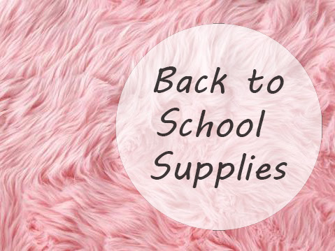 Back to School Supplies  | Haul