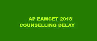 Andhra Pradesh Eamcet counselling likely to be delayed: via the indian express