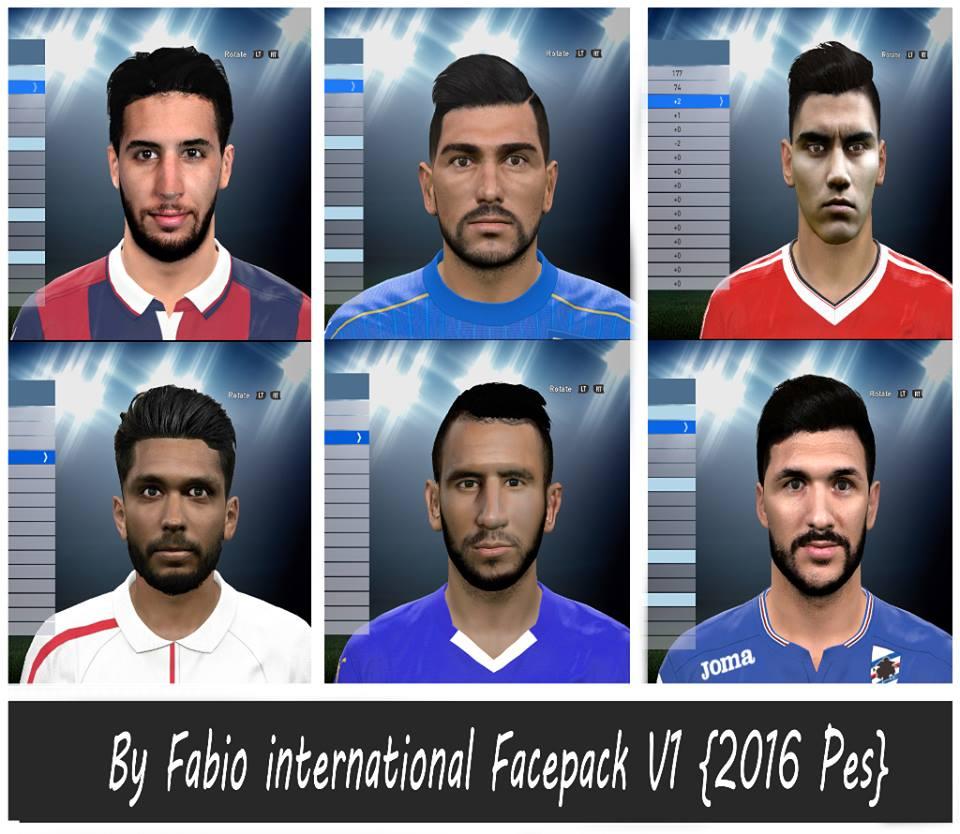 PES 2016 International Facepack V1 430c856f9