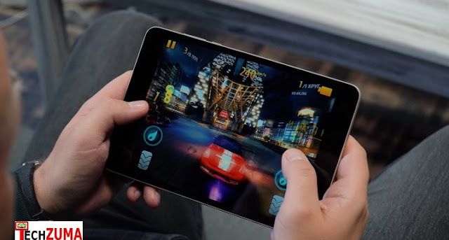 Xiaomi Mi Pad3 on Game