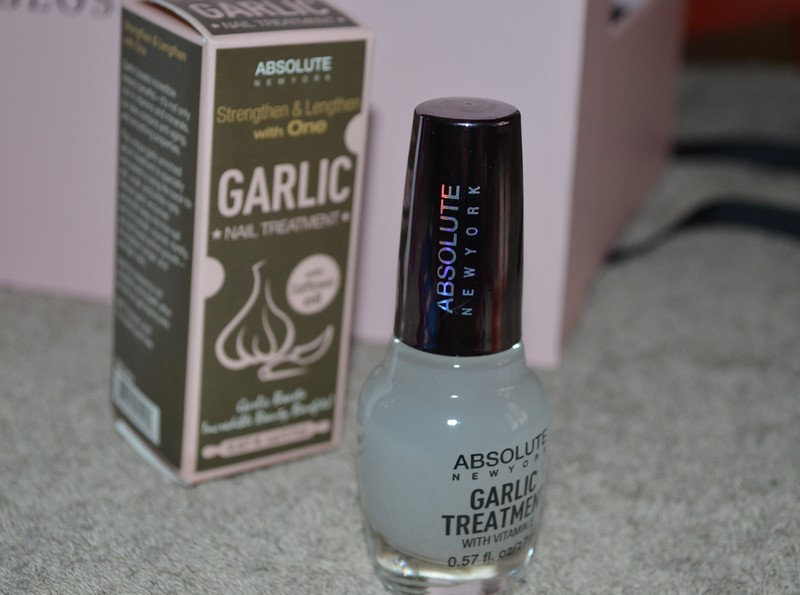 Absolute New York - Garlic nail Traitement