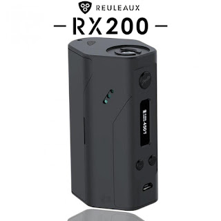 The stealth mode of Reuleaux RX200