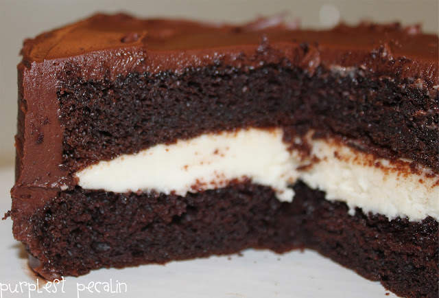 Chocolate Cake Made With Pudding Mix And Sour Cream