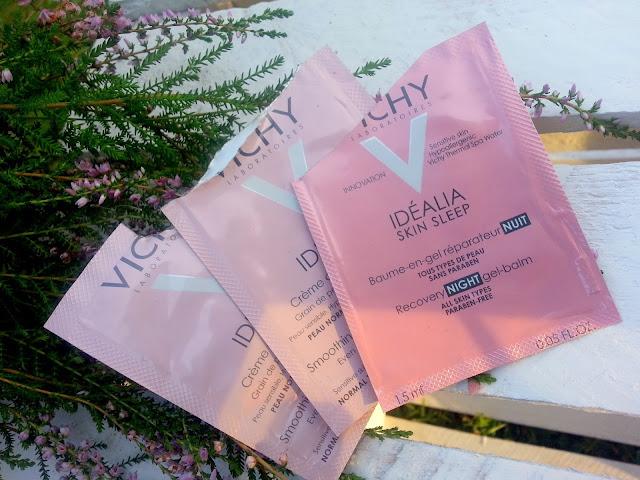 Próbki Vichy, Idealia Skin Sleep