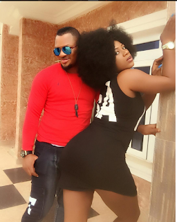 Fast Rising Actress, Destiny Etiko Shows Off Her Inviting Backside [Sexy Photos]