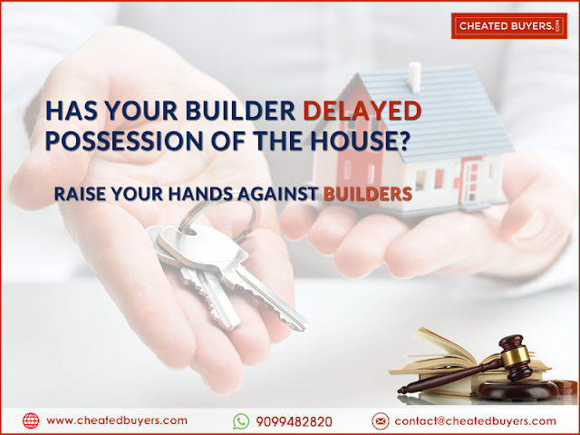 Legal Action against builders - Cheated Buyers