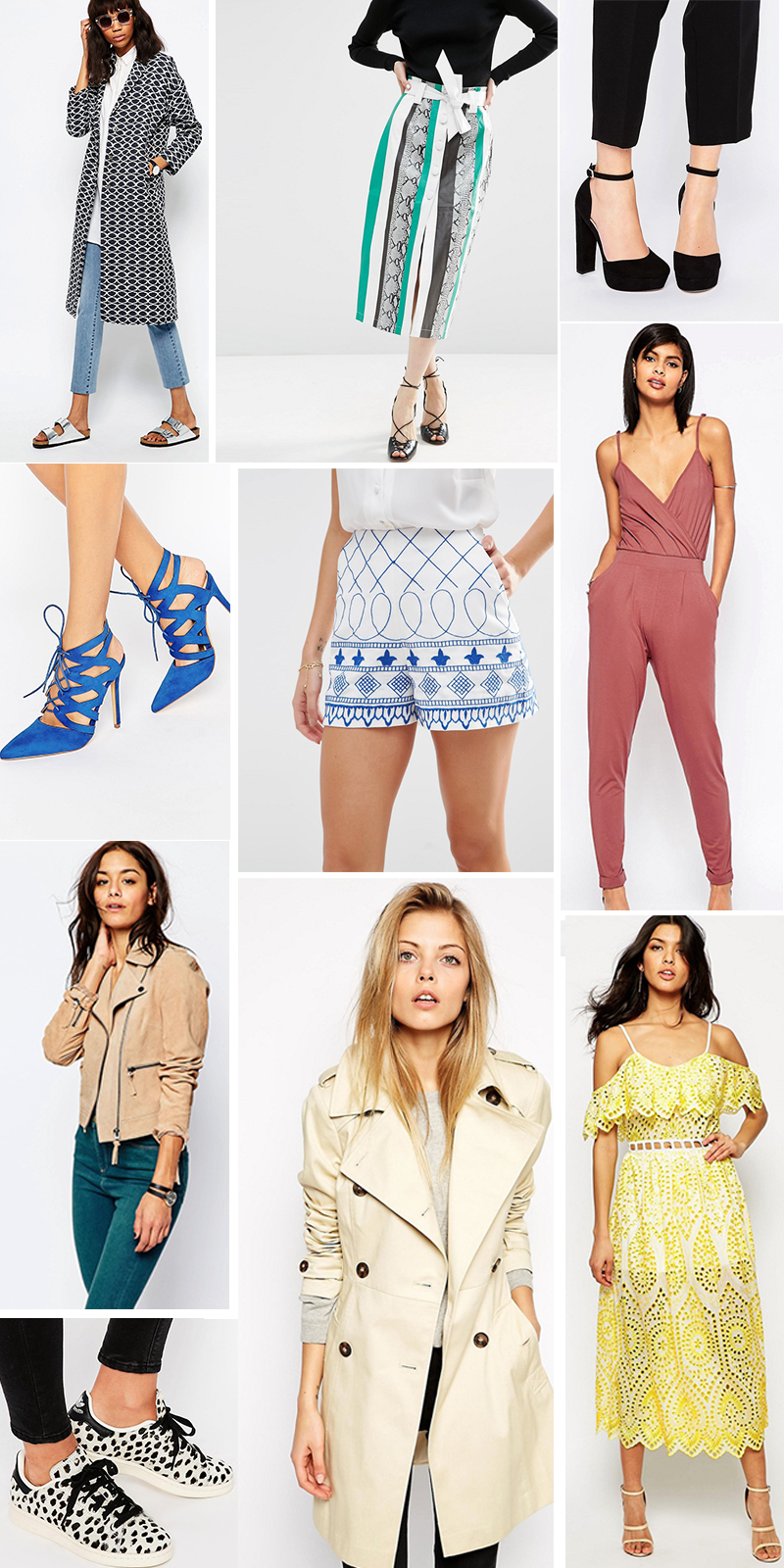 ASOS Spring Edit Highlights Wishlist | Colours and Carousels - Scottish Lifestyle, Beauty and Fashion blog