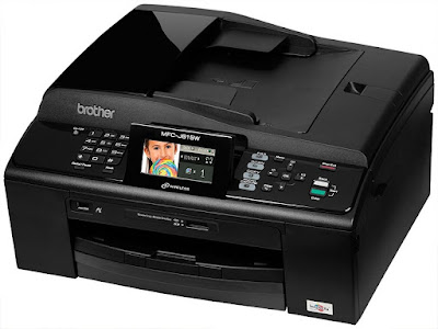 Image Brother MFC-J615W Printer Driver