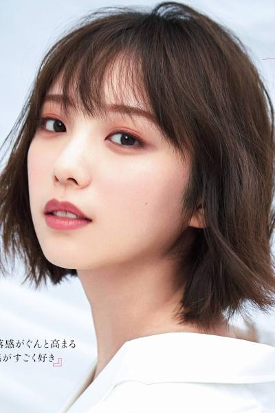 Yuki Yoda 与田祐希, MAQUIA Magazine 2020.09