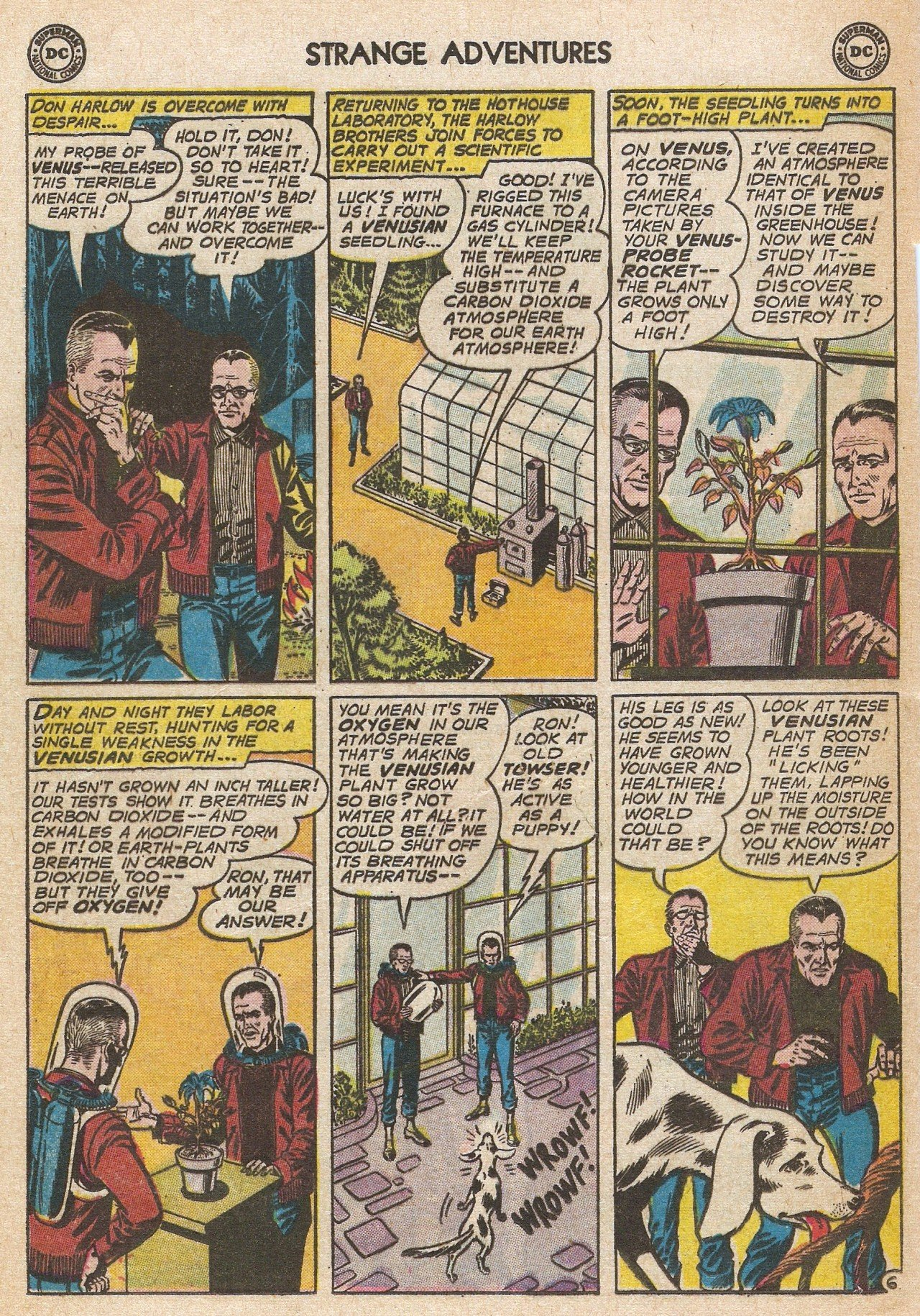 Strange Adventures (1950) issue 139 - Page 8