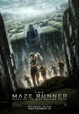 """Carátula del DVD: """"El corredor del laberinto"""""""