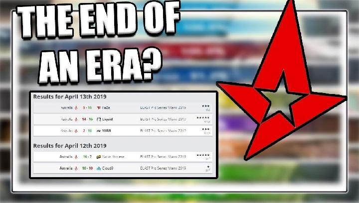 [CS:GO] Thất bại trước ENCE, phải chăng era của Astralis đã đến lúc kết thúc?